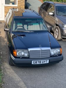 W124 300 TE One Previous Owner