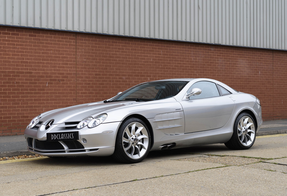 2005 Mercedes-Benz SLR McLaren (LHD) For Sale (picture 1 of 24)
