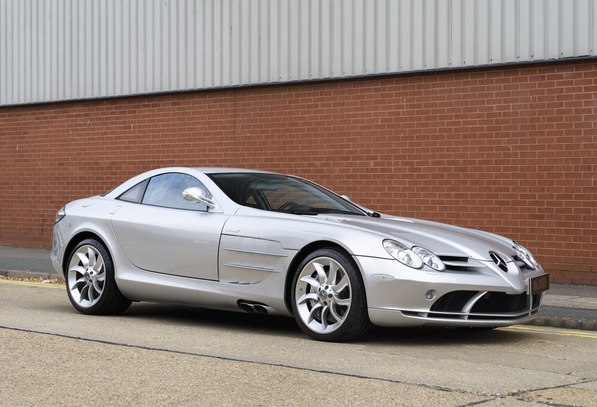 2005 Mercedes-Benz SLR McLaren (LHD) For Sale (picture 2 of 24)