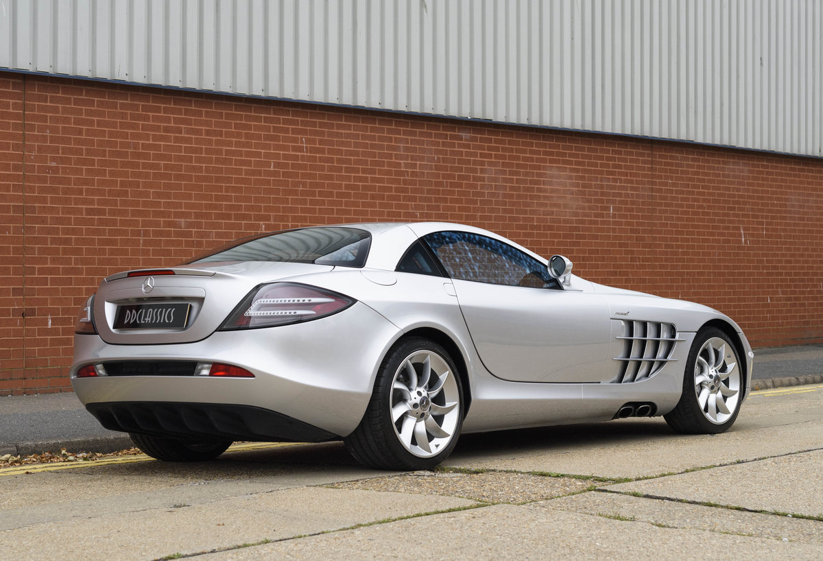 2005 Mercedes-Benz SLR McLaren (LHD) For Sale (picture 3 of 24)