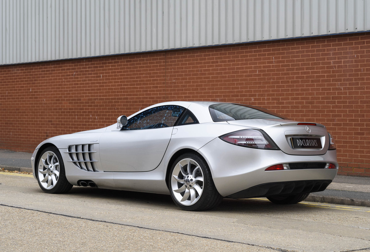 2005 Mercedes-Benz SLR McLaren (LHD) For Sale (picture 4 of 24)