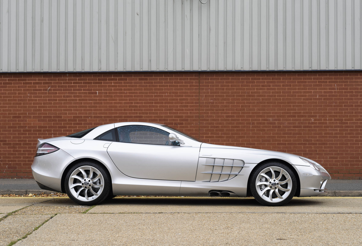 2005 Mercedes-Benz SLR McLaren (LHD) For Sale (picture 5 of 24)