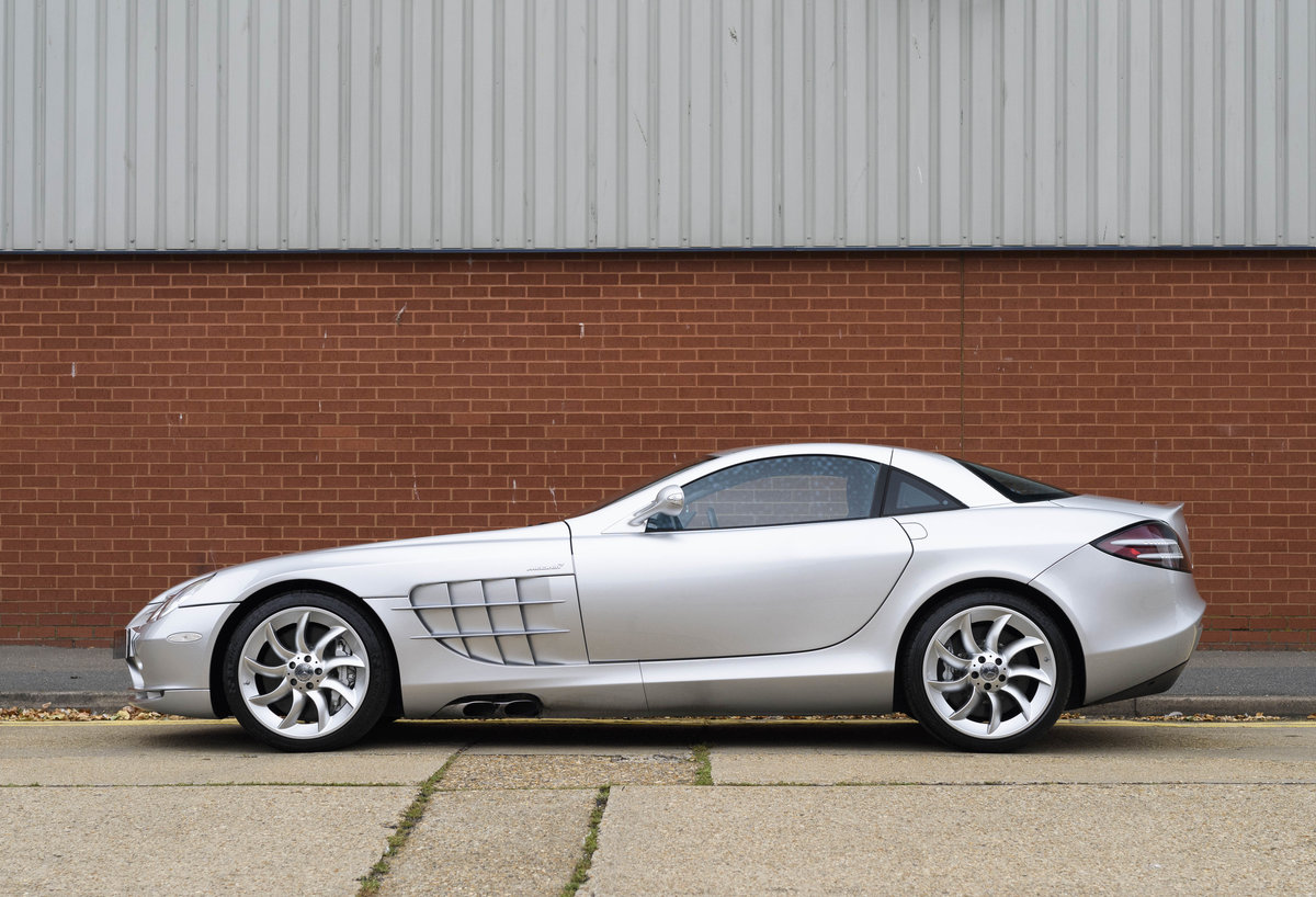 2005 Mercedes-Benz SLR McLaren (LHD) For Sale (picture 6 of 24)