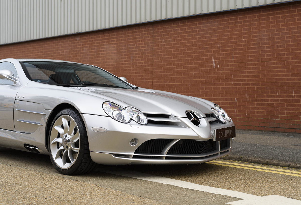 2005 Mercedes-Benz SLR McLaren (LHD) For Sale (picture 9 of 24)
