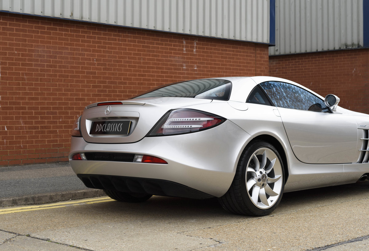 2005 Mercedes-Benz SLR McLaren (LHD) For Sale (picture 14 of 24)