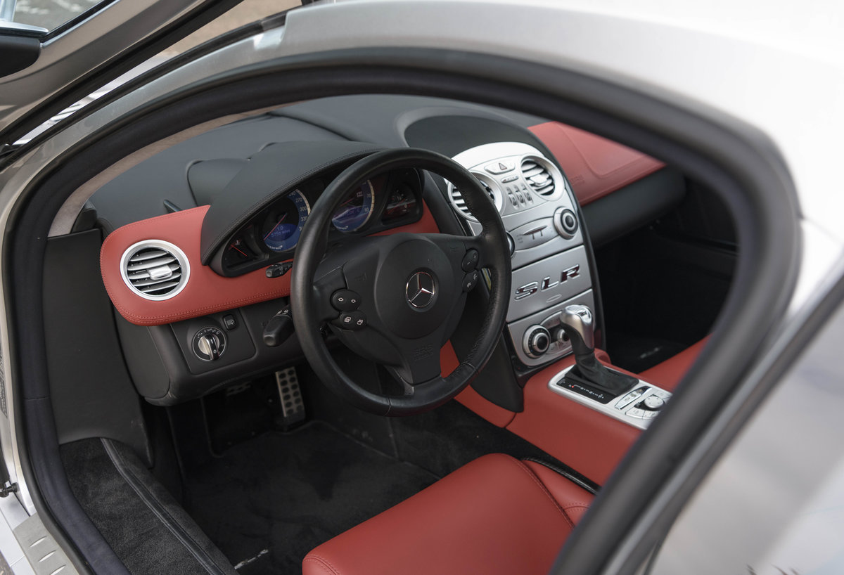 2005 Mercedes-Benz SLR McLaren (LHD) For Sale (picture 16 of 24)
