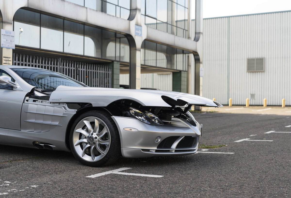 2005 Mercedes-Benz SLR McLaren (LHD) For Sale (picture 21 of 24)
