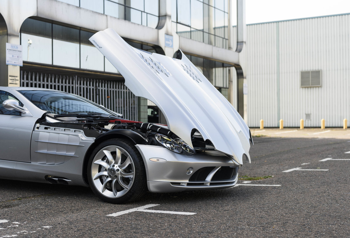 2005 Mercedes-Benz SLR McLaren (LHD) For Sale (picture 22 of 24)