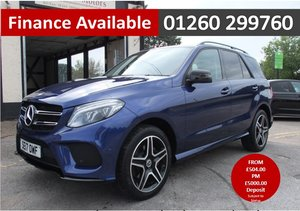 2017 MERCEDES-BENZ GLE 3.0 GLE 350 D 4MATIC AMG LINE 5DR AUTOMATI For Sale