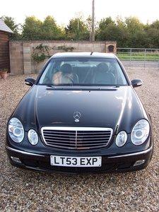 Mercedes E240 Elegance 2.6L Petrol