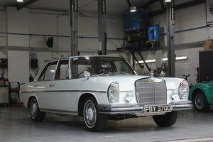 1966 W108 Mercedes 250SE Saloon *47k Genuine mileage*