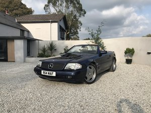 1998 Mercedes SL500 - R129  For Sale