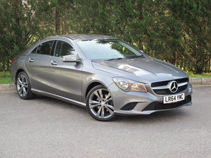 Picture of 2014 Mercedes Benz CLA220CDI Sport 7G-DCT