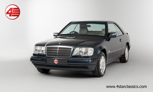 Mercedes W124 E320 Coupe /// Just 57k Miles