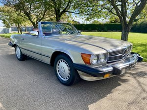 Picture of 1989 Mercedes 560SL  For Sale