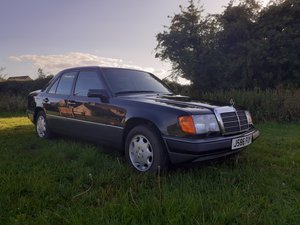 1992 Mercedes W124 - only 65,000 miles