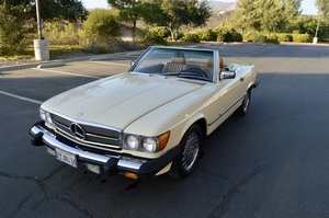 Picture of 1987 Mercedes 560SL SOLD