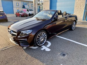 Picture of 2019 Mercedes-Benz E450 Cabriolet 4 Matic  AMG Line Premium Plus For Sale