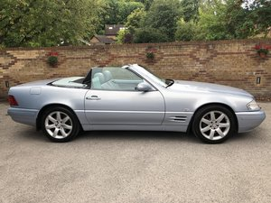 2001 Mercedes SL320 R129 October 51 registration For Sale
