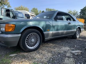 Picture of 1987 Mercedes 500 SEC
