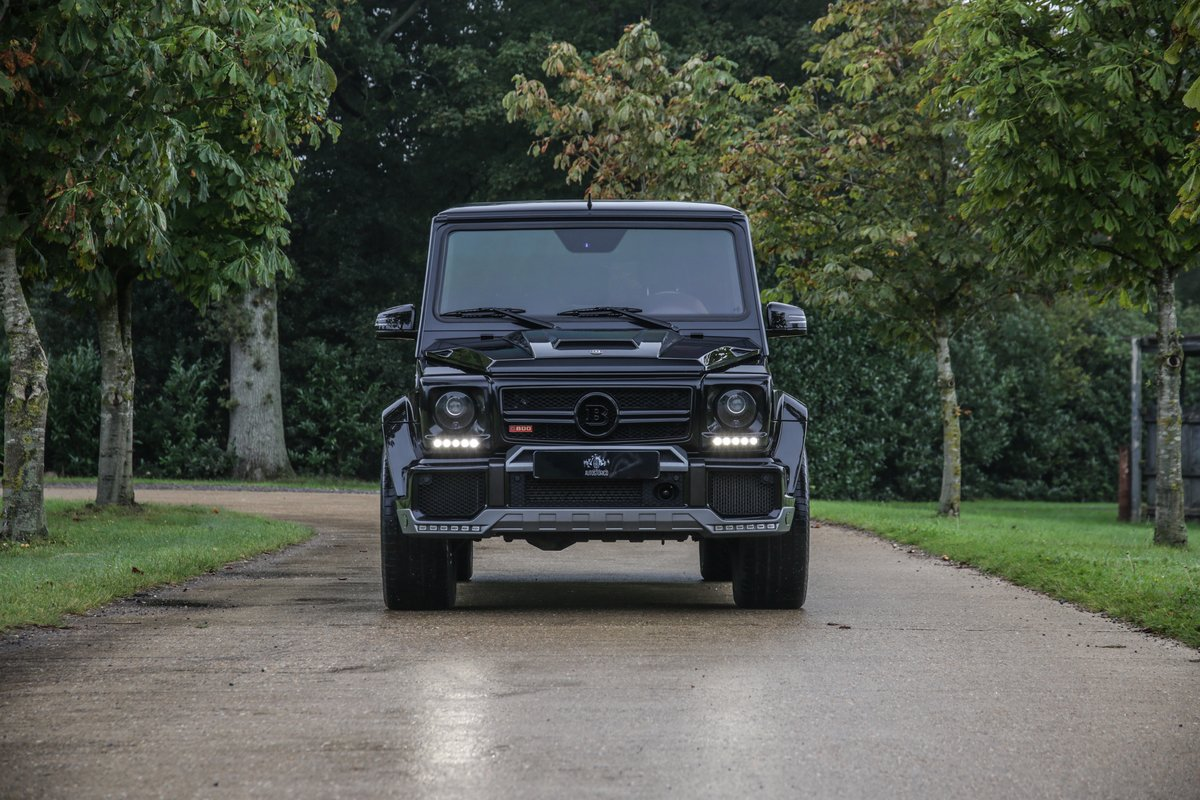 2013 Mercedes G800 V12 Brabus Widestar For Sale (picture 3 of 24)