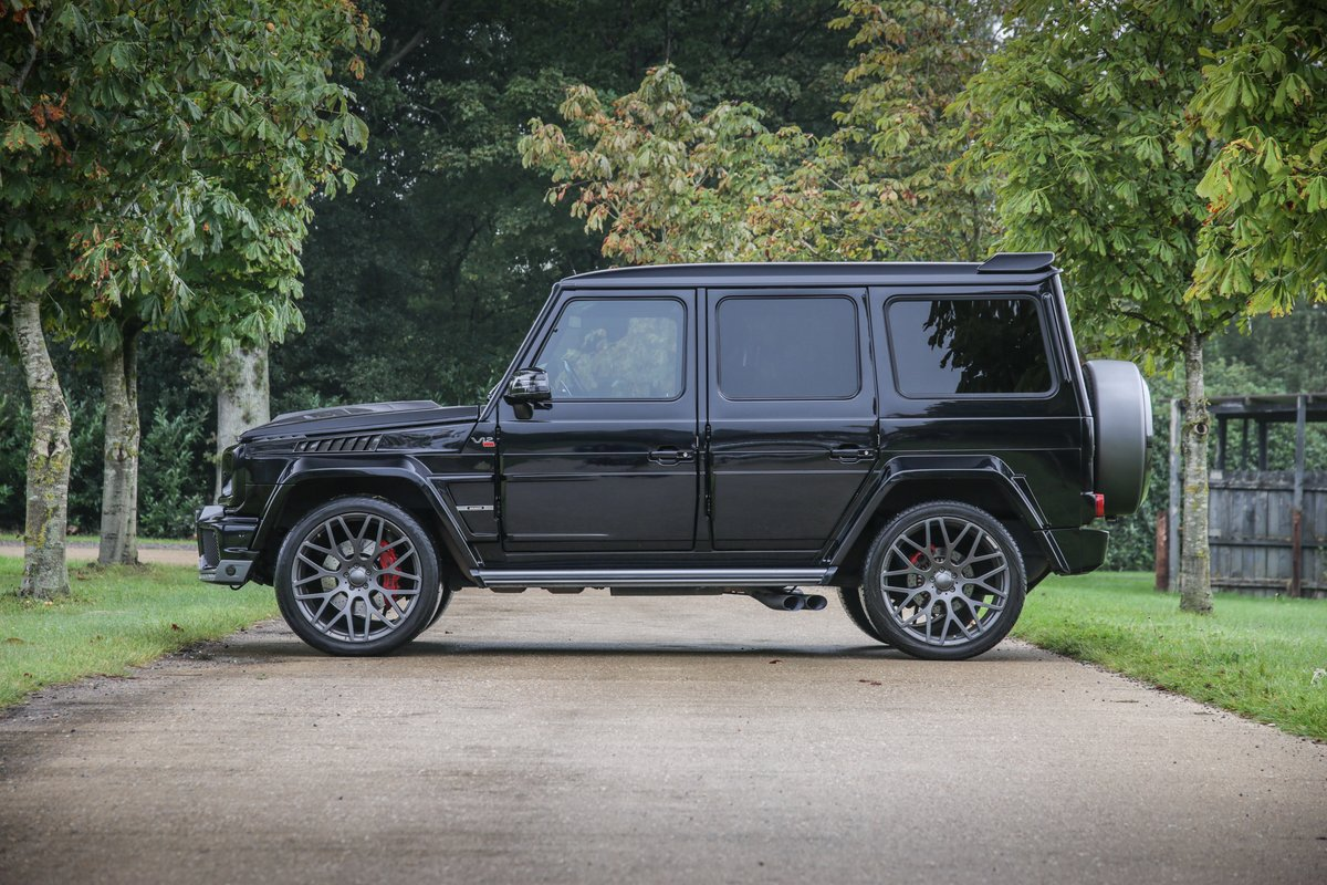 2013 Mercedes G800 V12 Brabus Widestar For Sale (picture 5 of 24)