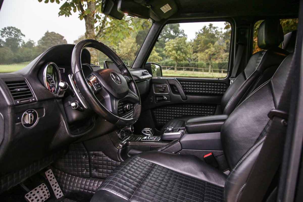 2013 Mercedes G800 V12 Brabus Widestar For Sale (picture 6 of 24)