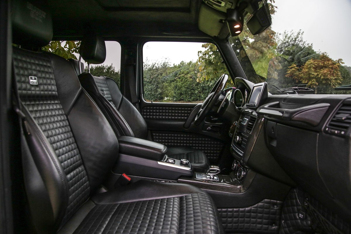 2013 Mercedes G800 V12 Brabus Widestar For Sale (picture 8 of 24)