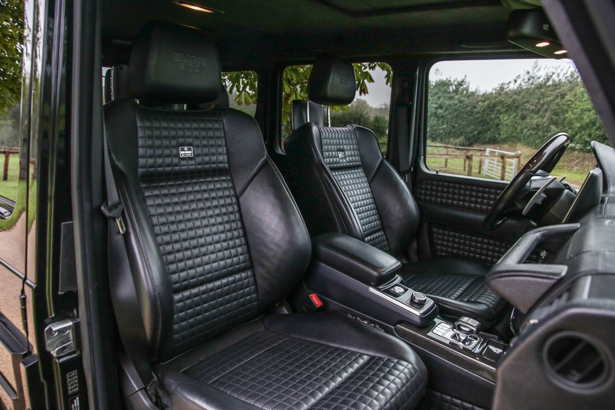 2013 Mercedes G800 V12 Brabus Widestar For Sale (picture 9 of 24)