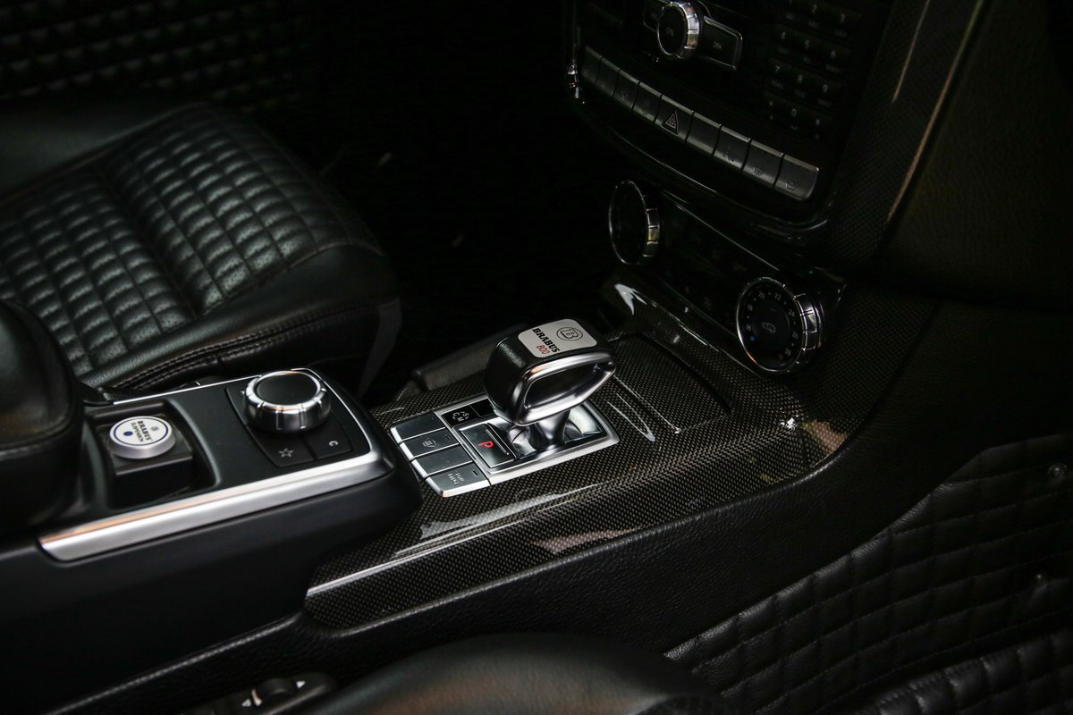 2013 Mercedes G800 V12 Brabus Widestar For Sale (picture 11 of 24)