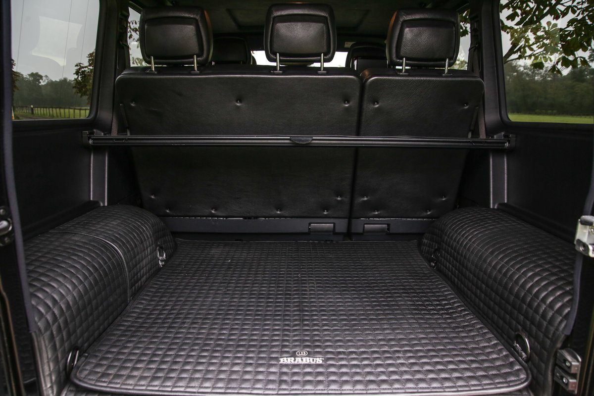 2013 Mercedes G800 V12 Brabus Widestar For Sale (picture 16 of 24)