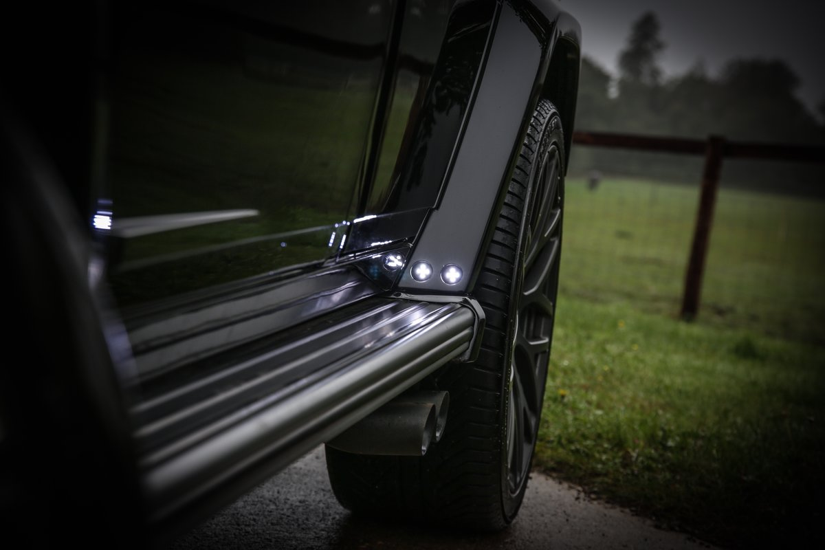 2013 Mercedes G800 V12 Brabus Widestar For Sale (picture 22 of 24)