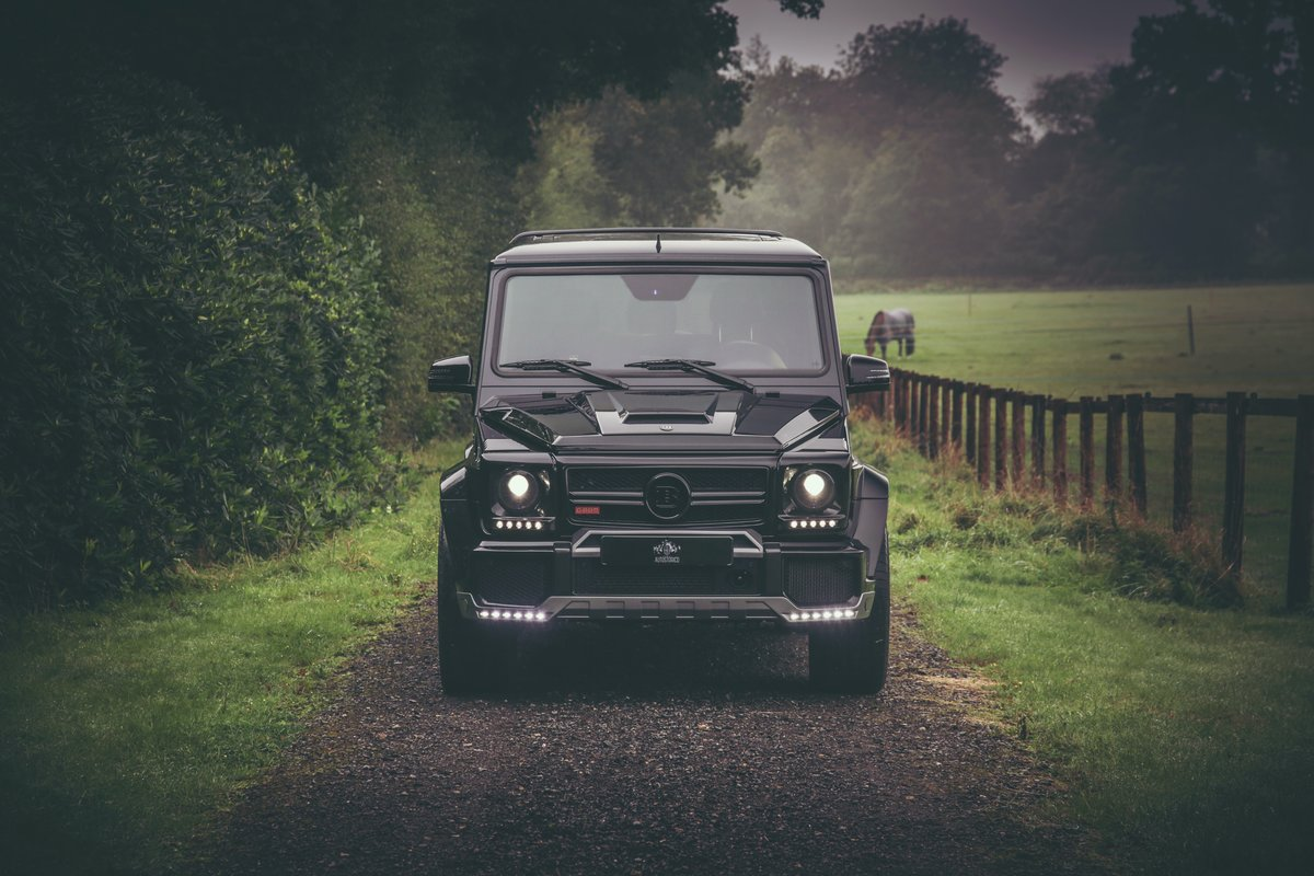 2013 Mercedes G800 V12 Brabus Widestar For Sale (picture 24 of 24)