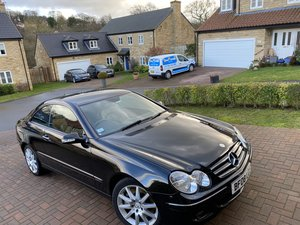 2008 CLK500 - 5 litre, V8 in great condition