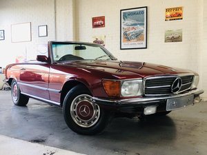 Picture of 1972 197s MERCEDES-BENZ R107 350SL - PREVIOUS RESTORATION For Sale