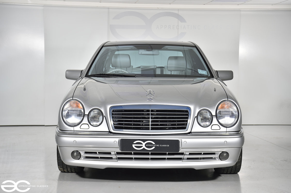 1999 Incredible One Owner E55 AMG - 12k Miles For Sale (picture 1 of 6)