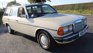 Picture of 1984 Mercedes Benz W123  200 T Auto Estate Excellent  SOLD