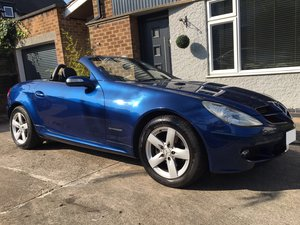 Mercedes SLK 200 FSH Full MOT Low mileage