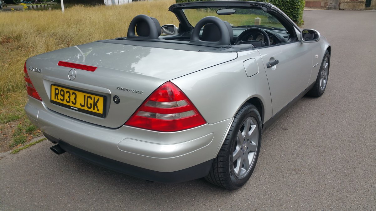 1997 Mercedes SLK 230 For Sale (picture 2 of 6)