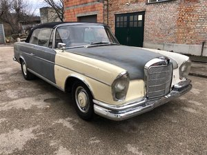 Picture of 1964 W112/300SE  complete Car perfect for restauration