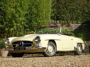 Picture of 1960 Mercedes-Benz 190 SL For Sale by Auction