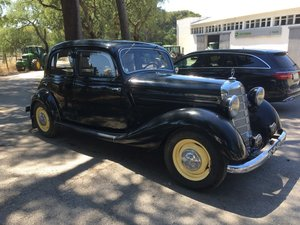 Picture of 1952 Mercedes 170 Diesel For Sale