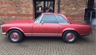 Picture of 1964 Mercedes Benz Pagoda
