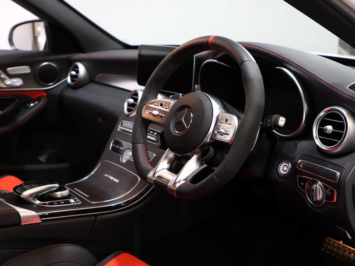 2019 19 69 MERCEDES BENZ C63 S AMG SALOON AUTO For Sale (picture 5 of 6)