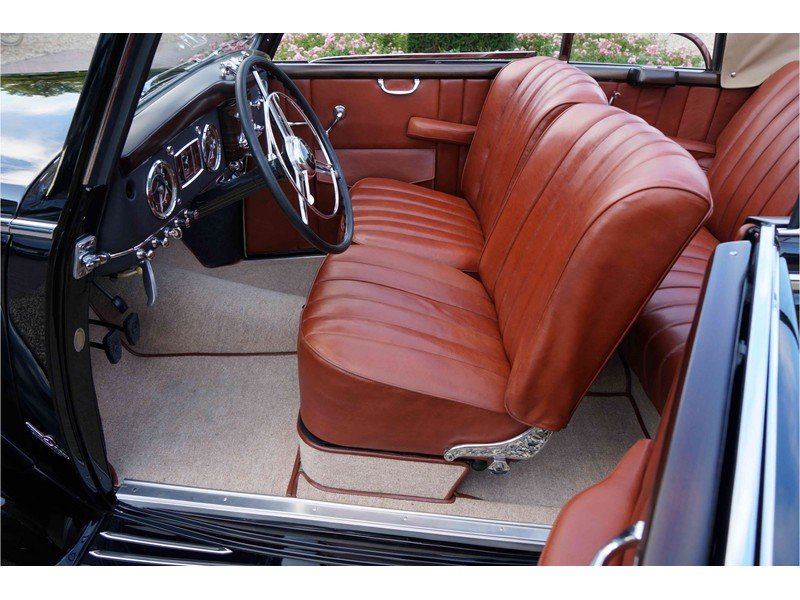 1951 Mercedes-Benz W187 220B Cabriolet Fully and TOP restored exa For Sale (picture 3 of 6)