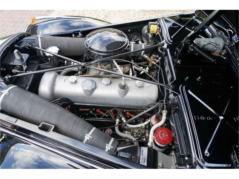 1951 Mercedes-Benz W187 220B Cabriolet Fully and TOP restored exa For Sale (picture 4 of 6)