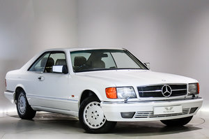 Picture of 1988 Mercedes-Benz 560SEC - Great Condition For Sale