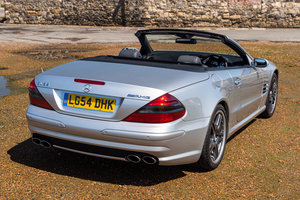 Picture of 2004 Mercedes-Benz SL55 Panoramic F1 Specification For Sale
