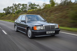 Picture of 1990 Mercedes cosworth 2.5=16v