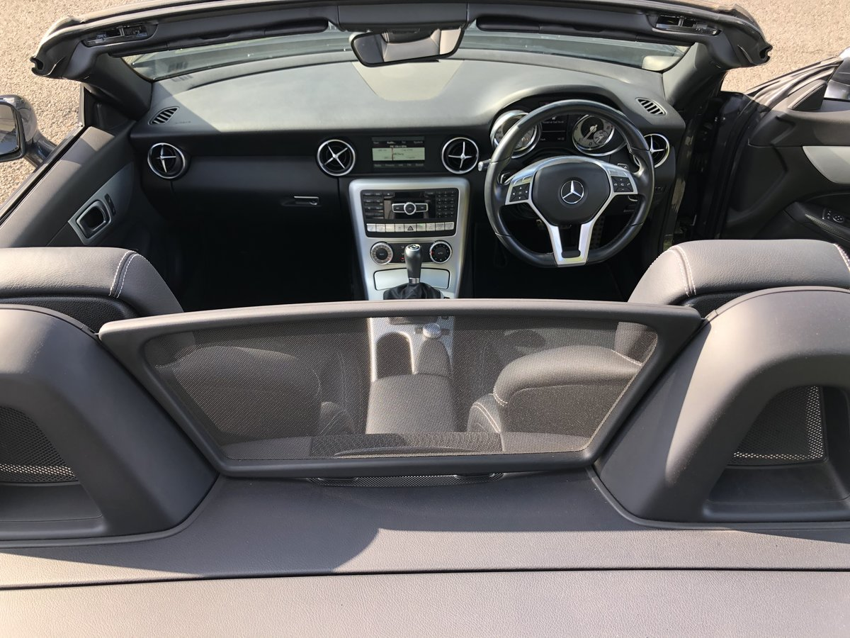 2014 MERCEDES SLK 250 CDI AMG-SPORT 7G-TRONIC For Sale (picture 5 of 6)